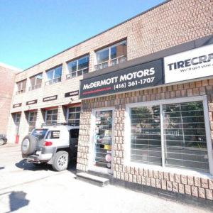auto shop Toronto